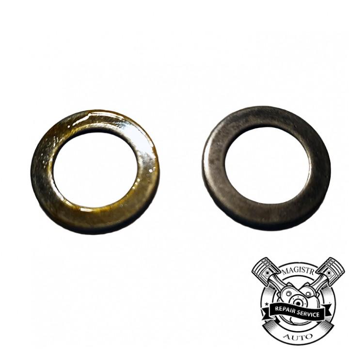 Шайба пружины клапана нижняя МТЗ 240-1007055