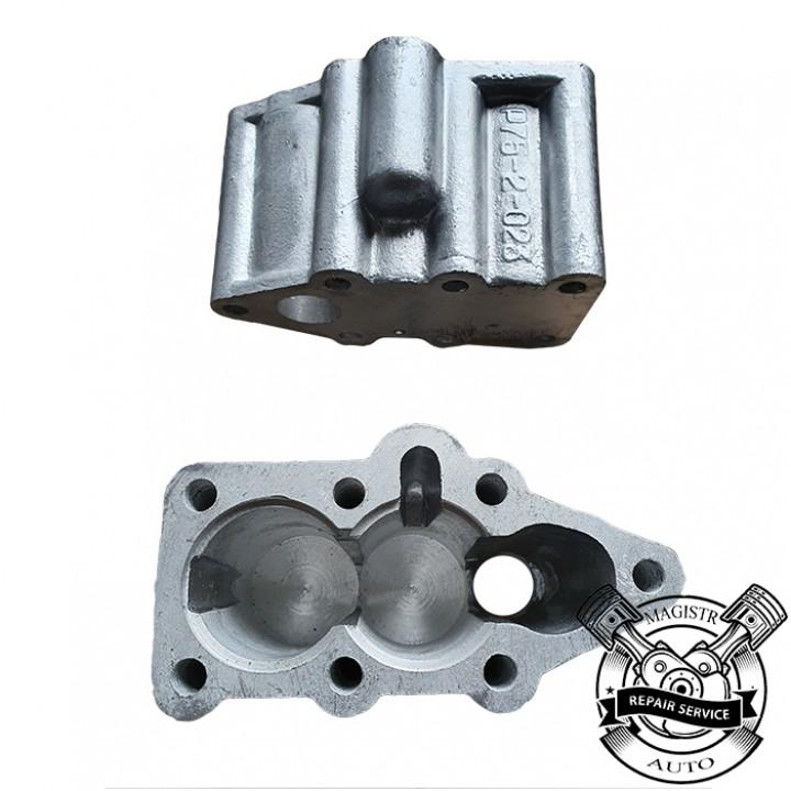Крышка Р80 нижняя алюминиевая Р75-2-023