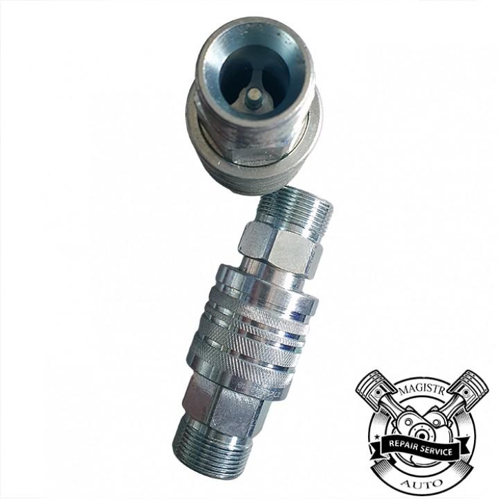 Муфта розривна QR 12-CM M27X1,5
