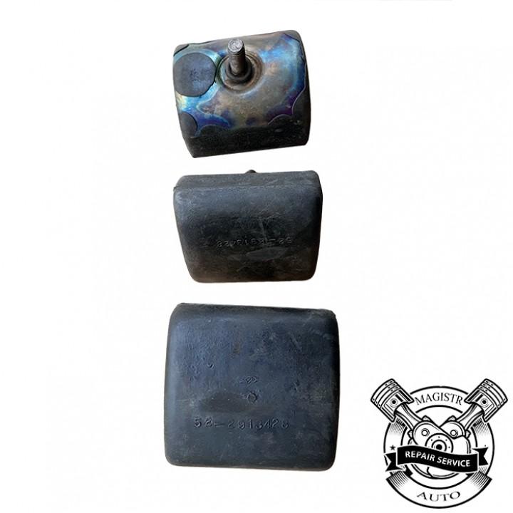 Подушка рессоры дополнительной ГАЗ 52-2913428