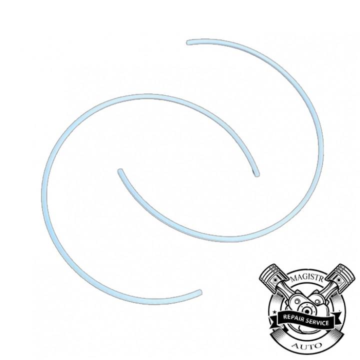 Кільце ущільнююче газового стику (фторопласт) МТЗ Ф-4.118.3