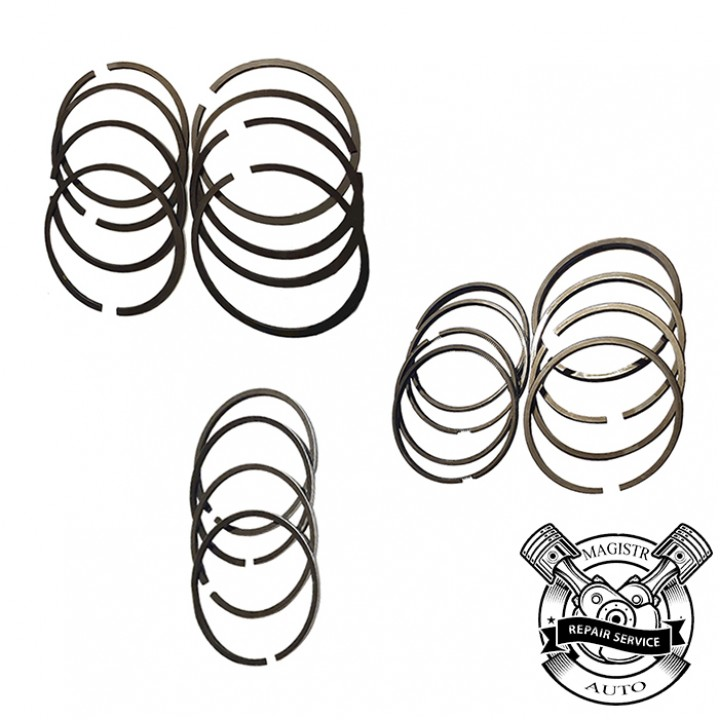 Кольца поршневые Д-240 МОТОРДЕТАЛЬ (2 масл. кольца) 240-1004060-А2