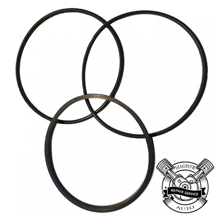 Кольцо уплотнительное гильзы ЯМЗ (комплект) 236-1002024/040
