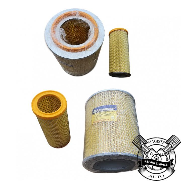 Фільтр повітряний ДТ-75, ЗИЛ-5301 комплект ДТ75М-1109560
