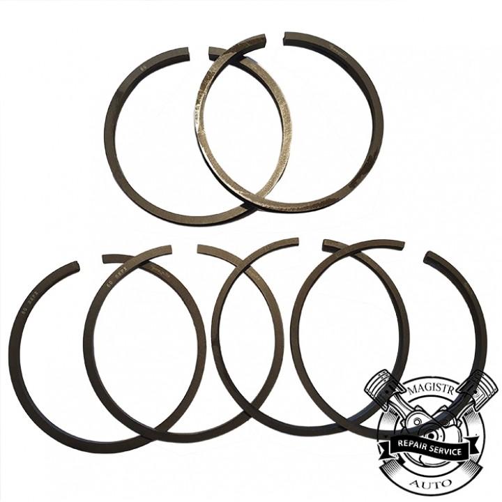 Кольца поршневые компрессора ЗИЛ 60,0 СТ-130-3509167-02