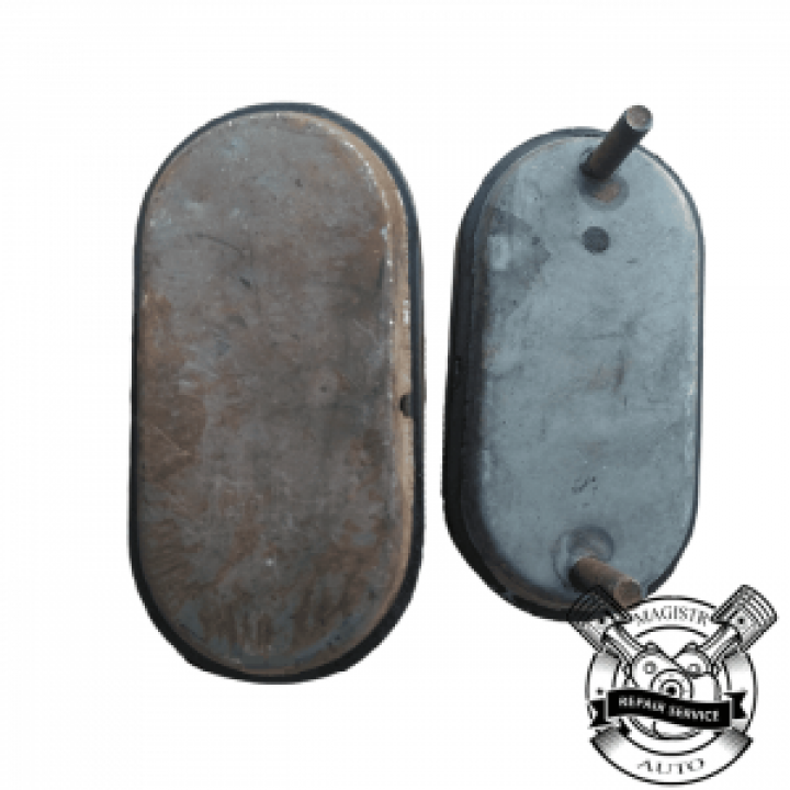 Амортизатор упора кузова КамАЗ 55102-8501300