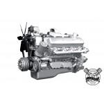 Двигатель ЯМЗ-236/238