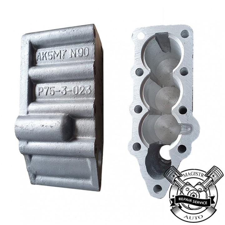 Кришка Р80 нижня алюмінієва Р75-3-023